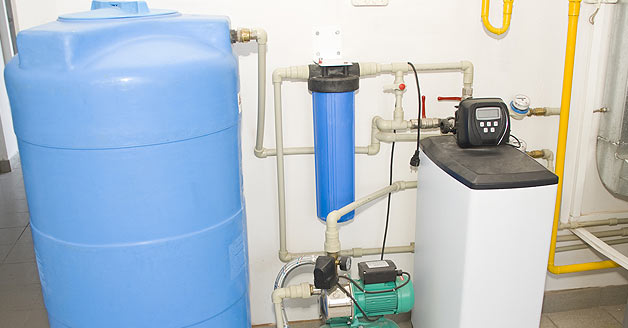 How Does A Commercial Kitchen Water Softener System Work